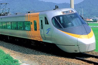 いしづち8000系