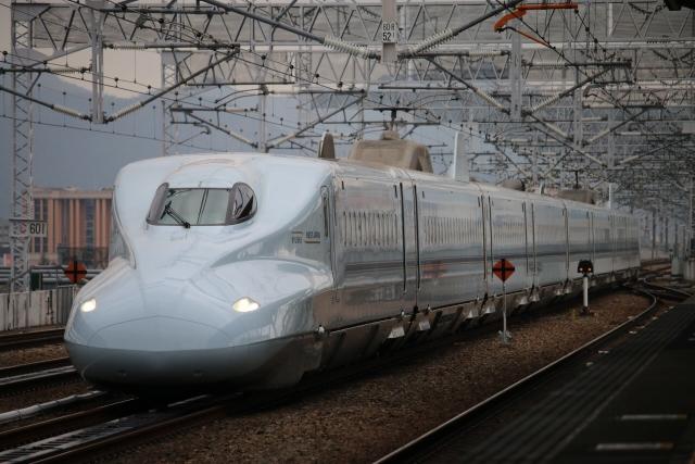 N700山陽新幹線